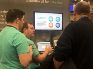 Smoothwall's iKeepSafe Student Data Privacy Certification at TCEA 2020