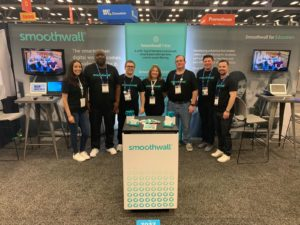 Smoothwall team at TCEA 2020